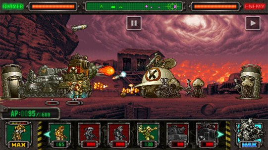 Metal slug defense for android download apk free.