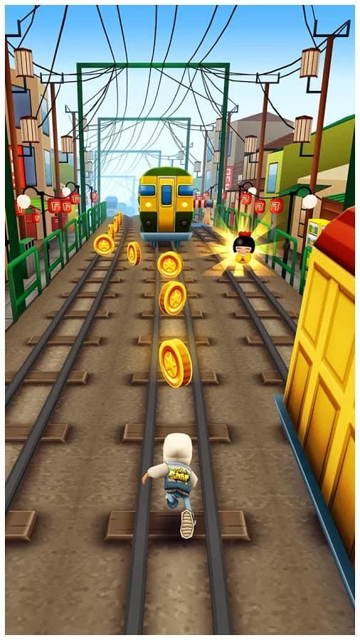 subway surfers free  for pc windows 8.1