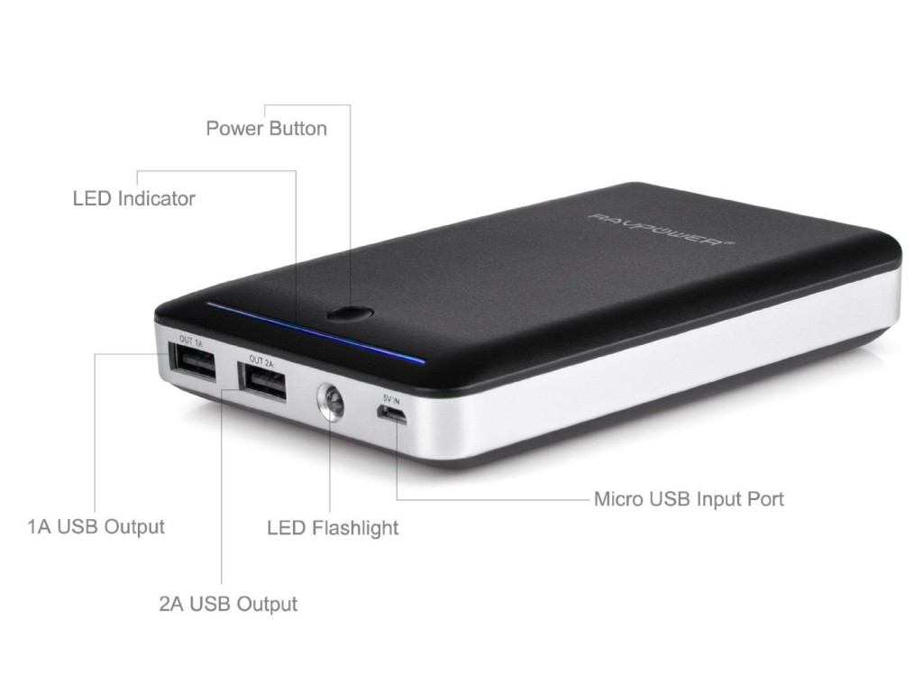 Top 5 best Portable Chargers for android and Iphones under 50$