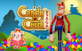 Download Mobile Apps 5800 candy crush saga