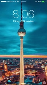 Best Lockscreen Cydia Tweaks for iOS 8.x to add cool features to lockscreen