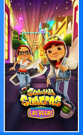 Subway surfers Las Vegas Apk Download Free Android 2015 World tour