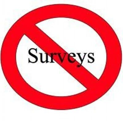 How to Bypass an online survey easily| Best Ways To Bypass Online Surveys For Free