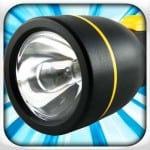 Flashlight app. The best ones